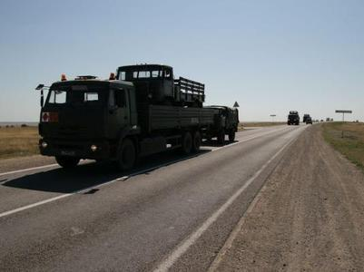 Количество военной техники на границе с Украиной Россия увеличила в три раза