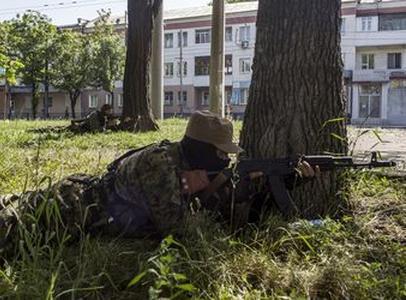 После провала в Марьинке боевики активизировались, - Тымчук