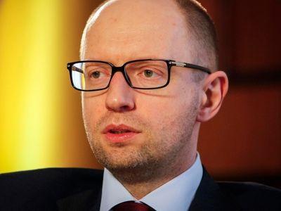 Яценюк из-за океана грозился вернуть Донецк, Луганск и Крым