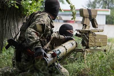 Боевикам ДНР неймется. Палят по всей Донецкой области