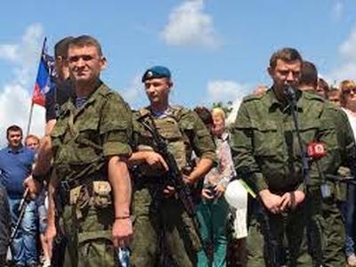 """Захарченко просит мировых лидеров помочь """"установить прочный мир на всей территории ДНР"""""""