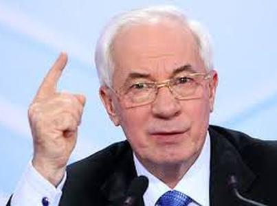 """""""Ни в чем не виноватый"""" Азаров уверен,что вернется в Украину"""
