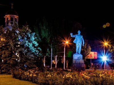 Донецк накрыло с вечера и колотило всю ночь (ВИДЕО)
