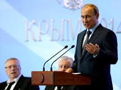 """Ни стыда ни совести: Путин ждет, что """"Украина встанет на ноги и будет строить свое будущее с Россией"""""""