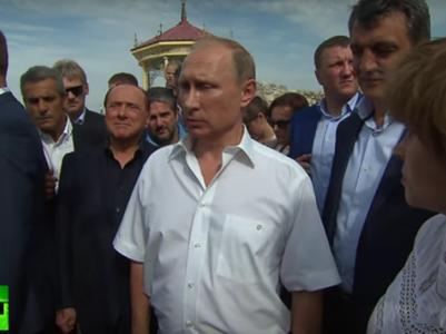 """Путин  не собирается """"забирать"""" Донбасс: """"Это серьёзный вопрос, который касается судеб всей России и людей, которые проживают в Донбассе"""" (ВИДЕО)"""