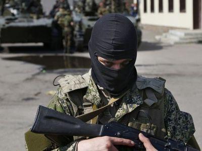В Донецкой области сдался очередной боевик