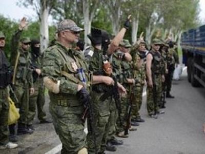 Террористы на Донбассе создают топливные склады для завоза горючего из РФ
