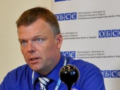 ОБСЕ присматривается к Дебальцево