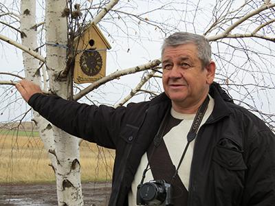 Владимир Дубровин собственной персоной.