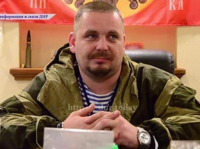 "Боевики отрицают убийство коменданта Горловки  ""Боцмана"""