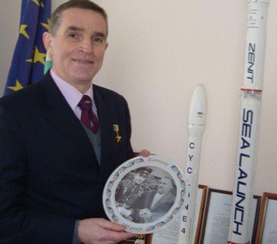 Первый космонавт независимой Украины Леонид Каденюк:  «Людям Донбасса надо думать о будущем»