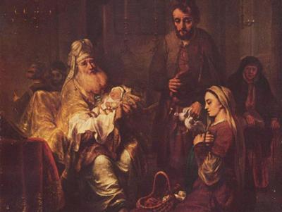 15 февраля православные отмечают великое Сретение Господне