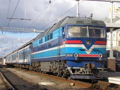 В России заявили, что в Украине через пять дней остановятся поезда
