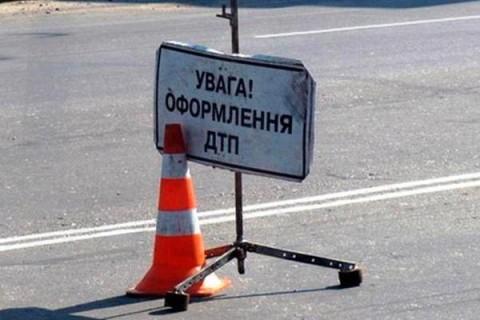 В Донецкой области в праздничный день не обошлось без наезда