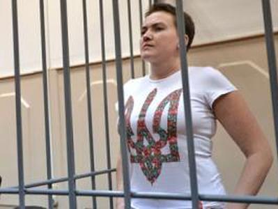 """""""Надежда выбрала жизнь и борьбу"""" - Савченко прекратила сухую голодовку"""