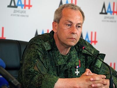 """Боевик """"ДНР"""" Басурин обвинил ВСУ в якобы проводимых """"экскурсиях для иностранцев"""" и посчитал возможную """"прибыль"""""""