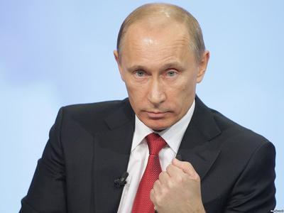 Россиян будут сажать за оскорбление  Путина