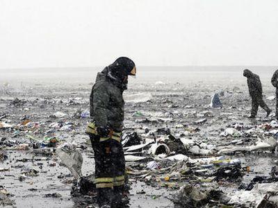 """В погибшем """"Боинге"""", рухнувшем в Ростове-на-Дону, были граждане 9 государств"""
