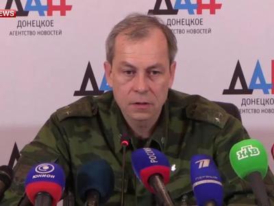 Боевик Басурин разволновался за журналистов LifeNews