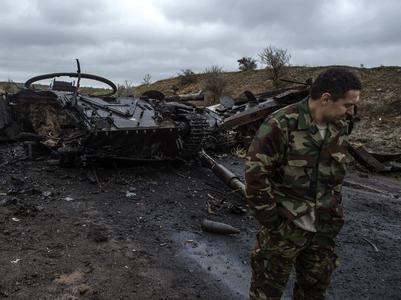 """В армии  """"ДНР"""" вопросы решаются  с помощью оружия - командир устроил перестрелку с подчиненными"""