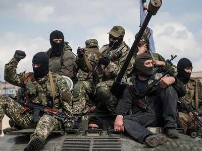 В зоне АТО боевики усиливают передовые подразделения на донецком направлении