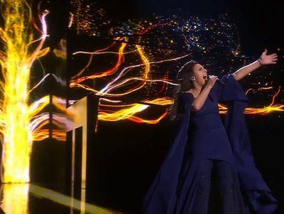 """Джамала дважды стала второй и победила на """"Евровидении"""" (ВИДЕО)"""