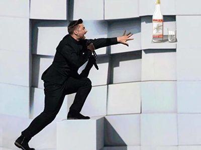 """Эхо """"Евровидения"""": Сеть взорвали фотожабы на выступление Лазарева (ФОТО)"""