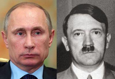 """Результат пошуку зображень за запитом """"путин гитлер"""""""