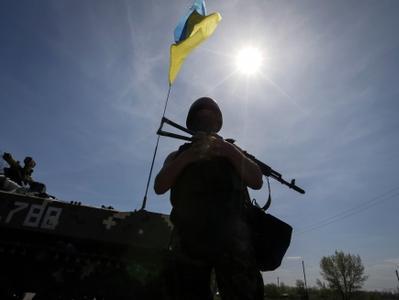 За сутки в зоне АТО ранены восемь украинских военных, погибших нет