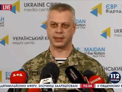 21 боевик погиб за последние дни в зоне АТО и еще семеро получили ранения