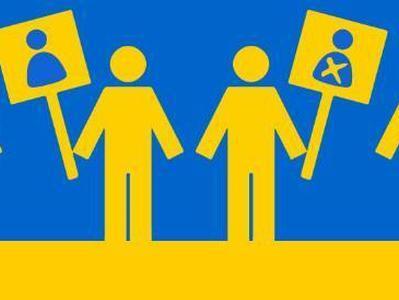 """""""Донбасс SOS"""" запрошує переселенців та всіх небайдужих громадян на мітинг захистити свої права"""