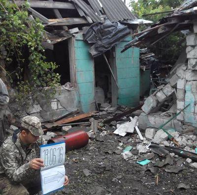 """""""Живой щит"""": оккупанты Донбасса стреляют из жилых кварталов и по жилым кварталам"""