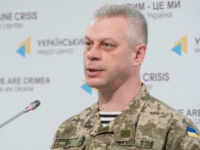 За минувшие сутки в зоне АТО ни один украинский военный не погиб, двое получили ранения