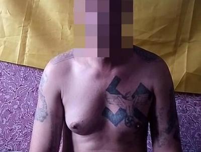 """СБУ задержала """"антифашиста"""" со свастикой"""