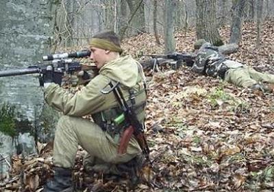 В Донецк прибыли ростовские спецназовцы