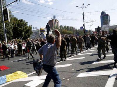"""""""А чому ж ви в Донецьку не проводили хресний хід за мир?"""""""
