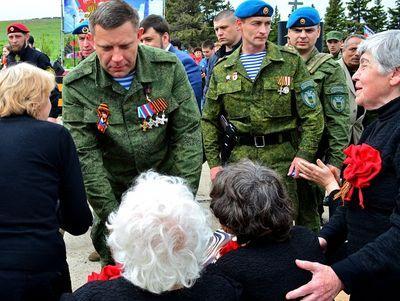 """Теперь заживут! """"Благодетель"""" Захарченко приготовил подачку для пенсионеров """"республики"""""""