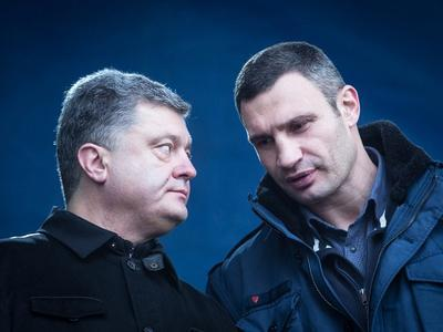 """Кличко  реанимирует """"УДАР"""" и уходит от Порошенко"""