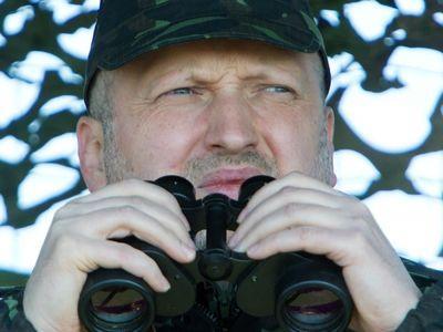 Турчинов: Украина стала бастионом на пути Путина в Европу, но мир сейчас - на грани полномасштабной войны