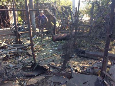 Север Горловки под ударом: что пострадало