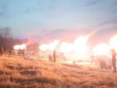 Як вчора розстрілювали Луганщину