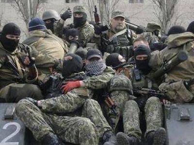 Донбасский фронт: оккупанты ловят псевдодиверсантов и взрывают перемирие