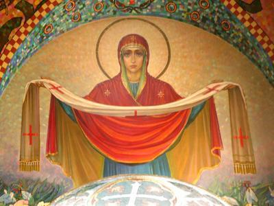 Сьогодні відзначають свято Покрови Пресвятої Богородиці