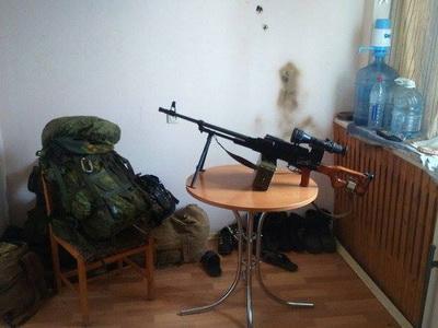 Оружие украинской армии оказалось бесполезным