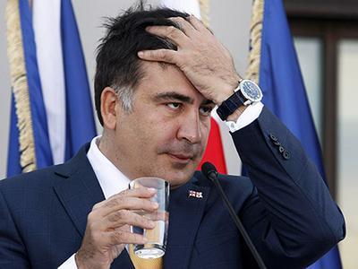Саакашвили подал в отставку с поста одесского губернатора