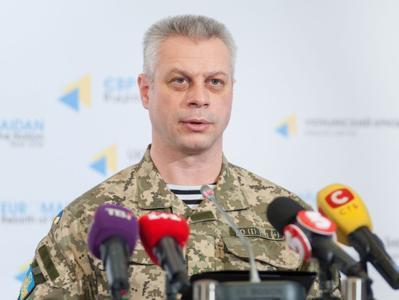 За минувшие сутки в зоне АТО трое военных получили ранения