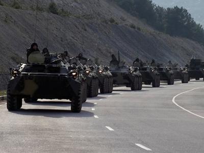 Российские войска были подняты по тревоге на границе с Украиной