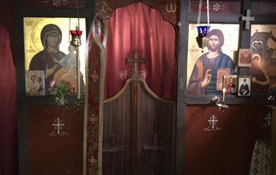 Опубликованы фото келии, где жил известный афонский святой - Паисий Святогорец
