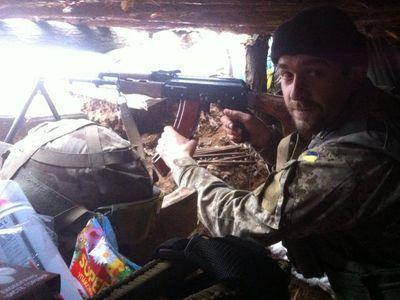 """Український боєць біля Докучаєвська: """"Нам треба дві години, і місто буде наше"""""""