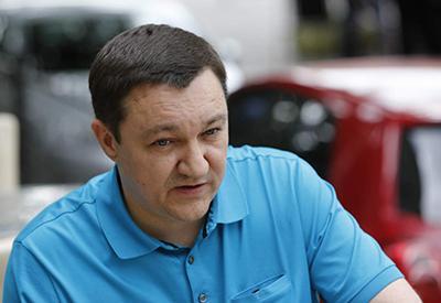 Координатор группы «ИС» Дмитрий Тымчук: о себе, о работе, о войне